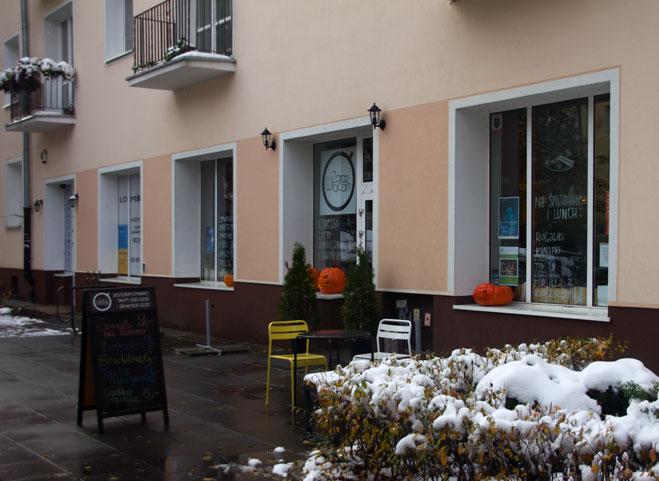 Cafe Zaraz Wracam