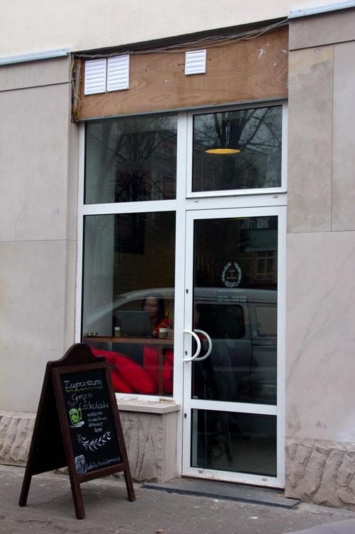Cafe du Monde Rakowiecka