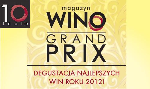 Grand Prix Magazynu Wino 2012