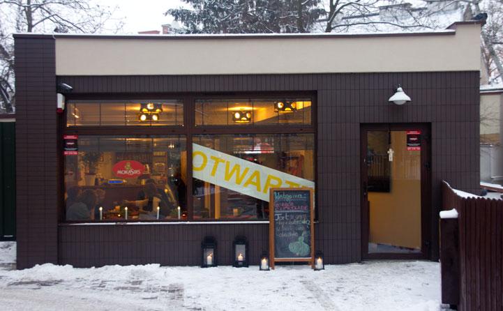 Cafe Pavillon