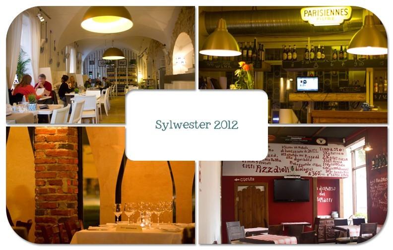 Sylwester 2012 restauracja Warszawa