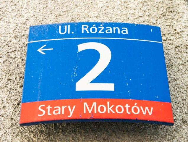 Rozana 2 Stary Mokotow