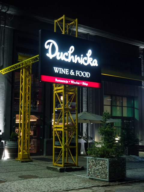 Duchnicka Food and Wine