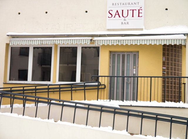 Restauracja Saute