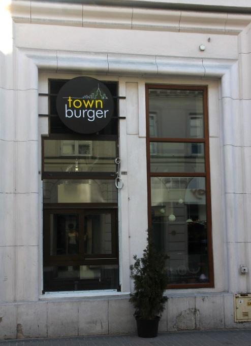 Town Burger
