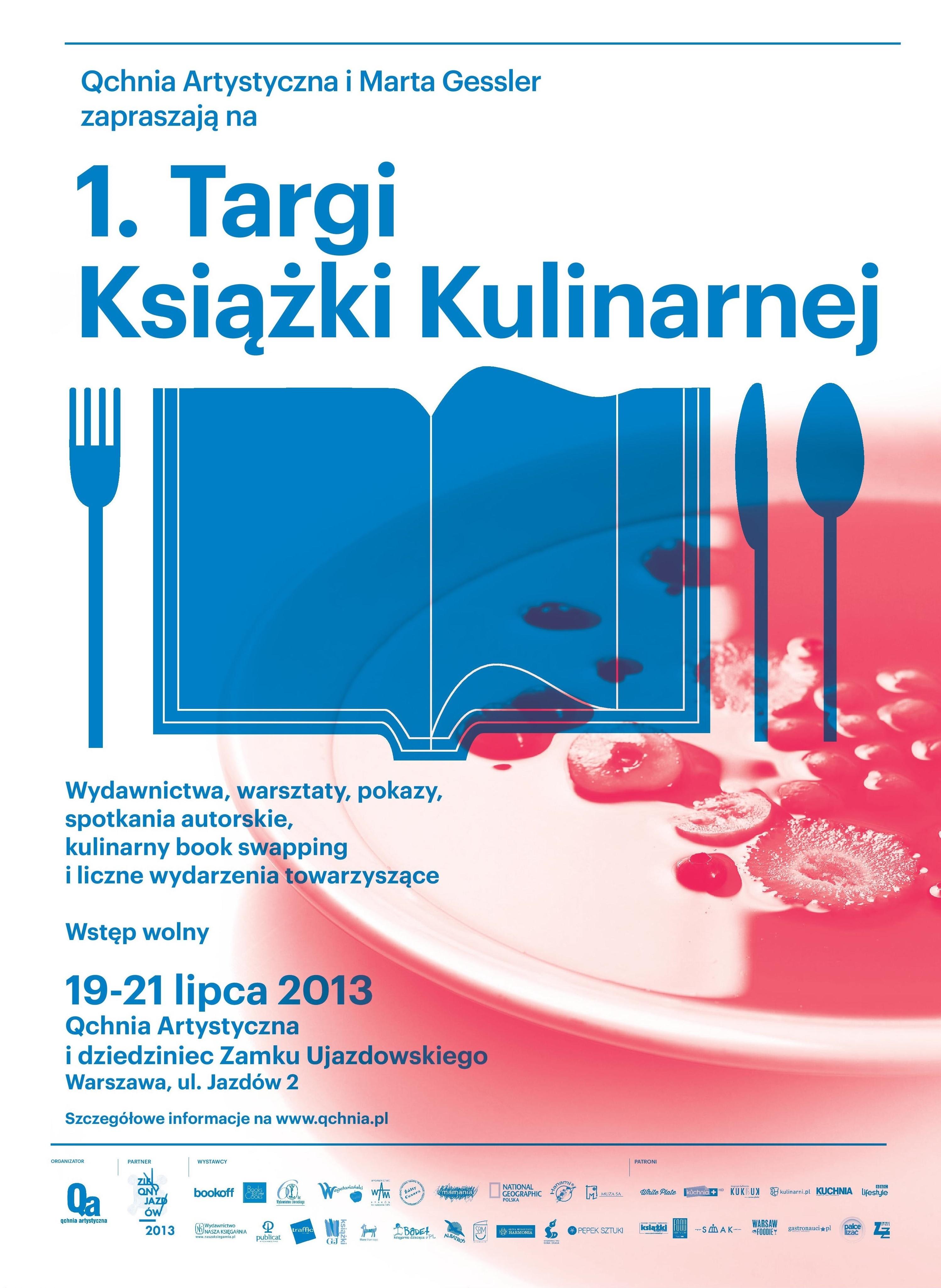 Targi Książki Kulinarnej