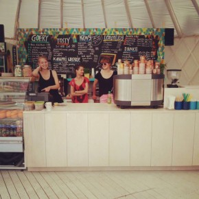 Cafe Jurta Forty Bema