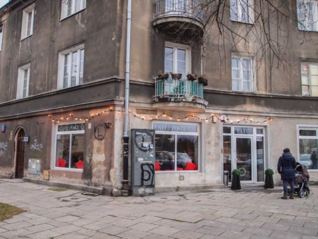 Cafe de la Post
