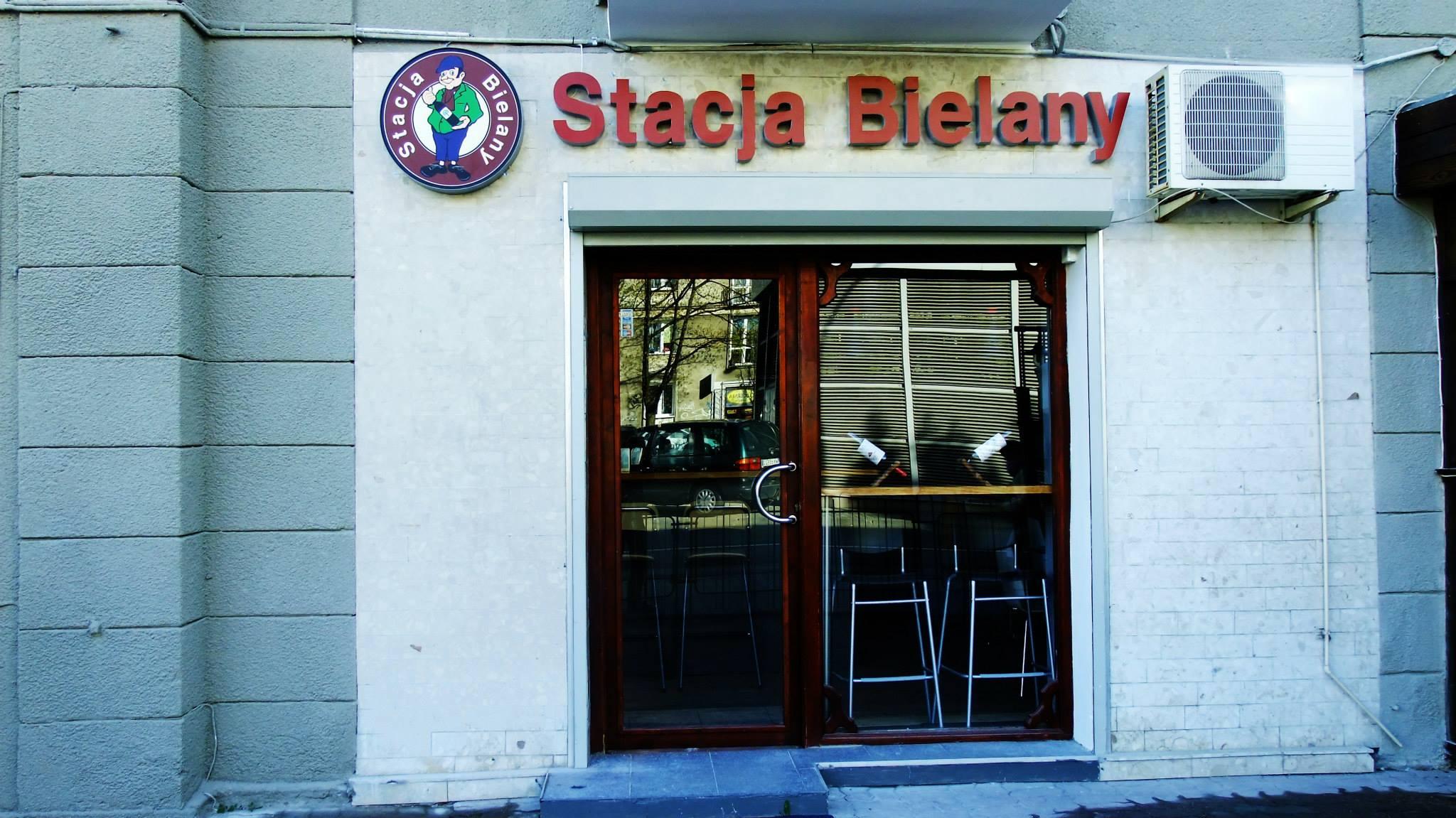 Stacja Bielany