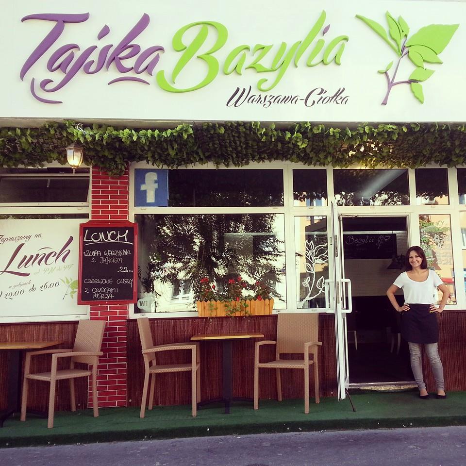 Tajska Bazylia