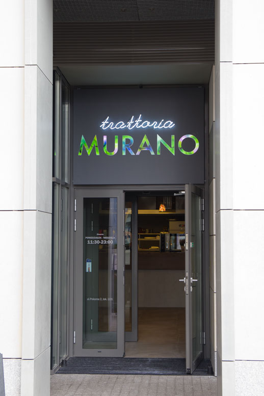 Trattoria Murano