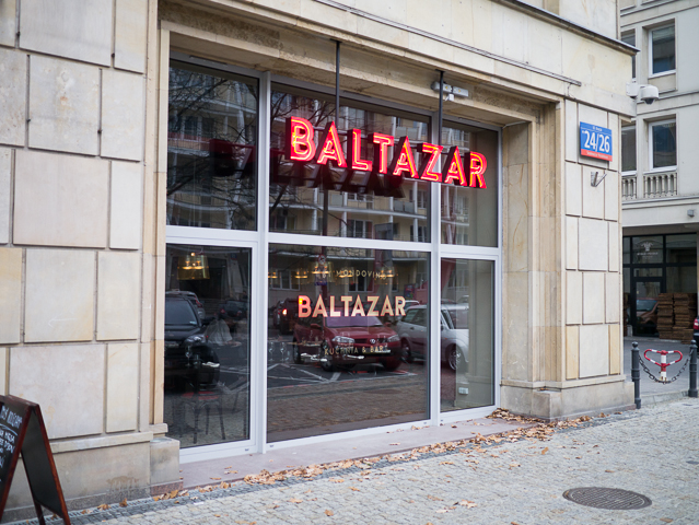 Baltazar by Mondovino