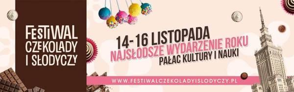 Źródło: Facebook / Festiwal Czekolady i Słodyczy Fanpage