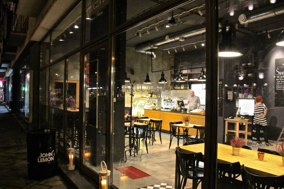 Krucza 23 kawiarnia