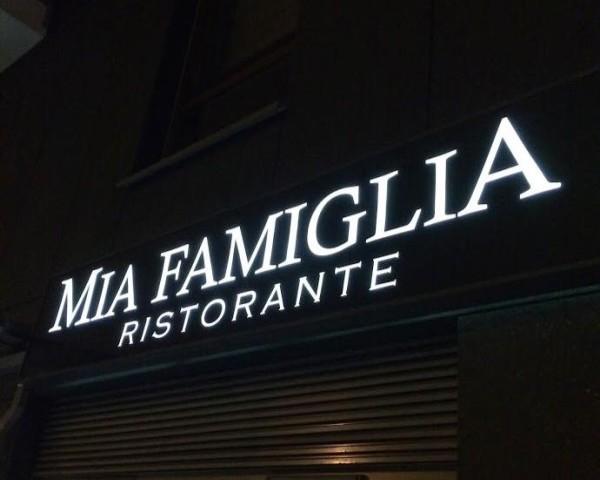 Źródło: Facebook / Fanpage Mia Famiglia Ristorante