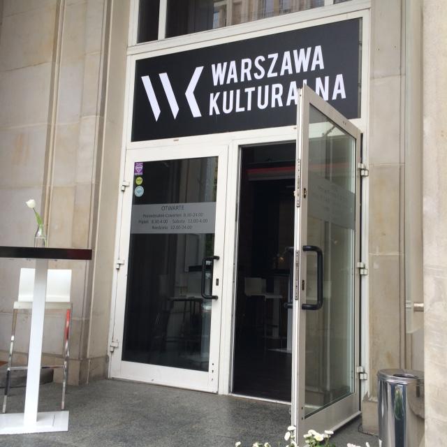 Warszawa Kulturalna