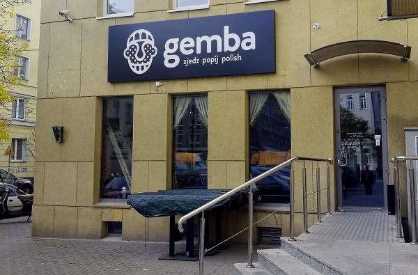 Bar Gemba