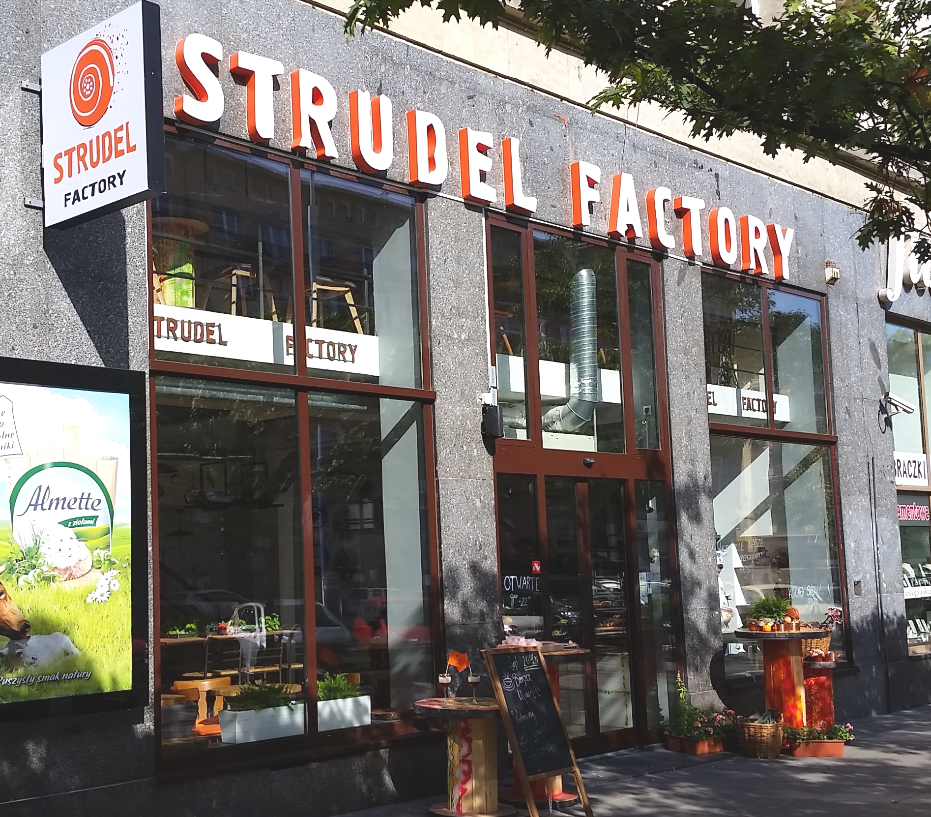 Strudel Factory