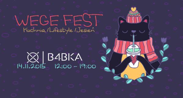 Źródło: Facebook / Strona wydarzenia Wege Fest Wawa