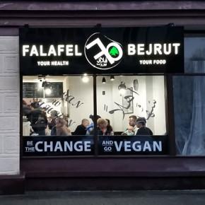 Falafel Bejrut Nowolipki