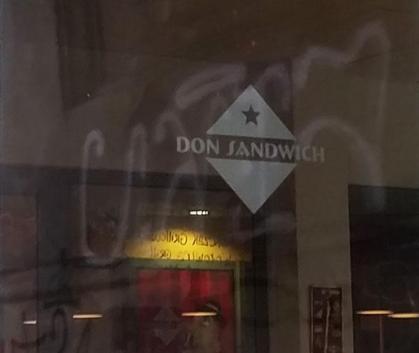 Don Sandwich