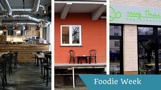 Warsaw foodie week