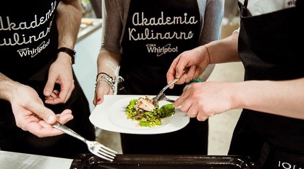 Źródło zdjęcia: materiały Akademii Kulinarnej Whirlpool