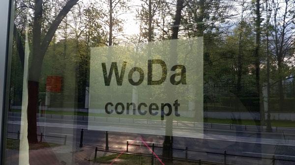 Woda Concept, Belwederska Warszawa