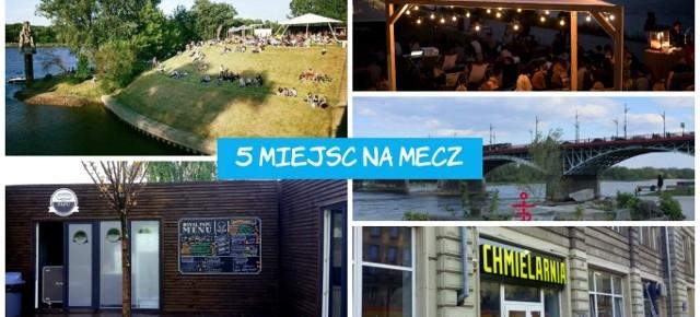 5 miejsc na MECZ