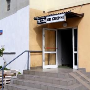 Tęcza od kuchni in Żoliborz