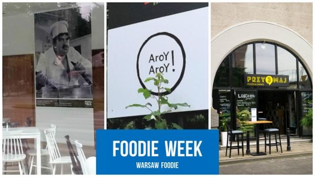 Foodie Week Bar Mleczny