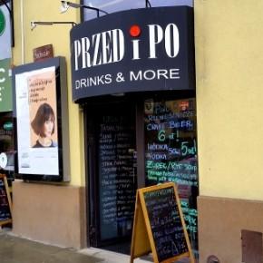 Przed i Po - bar z polskimi przekąskami