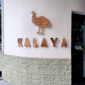 Restauracja australijska Kalaya - zamknięta