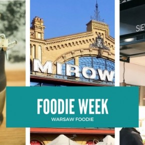 Foodie Week: Ed Red, Steam Bar i Siewcy Smaku