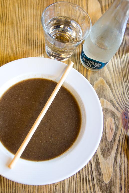 Wino & Friends zupa grzybowa