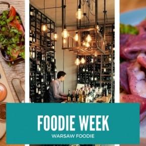 Foodie Week: Odkupienie Win, Meat us in Bohemia i gęsina w Warszawie