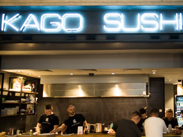 Kago Sushi Koszyki