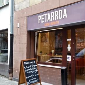 PETARRDA Street Sushi Burrito