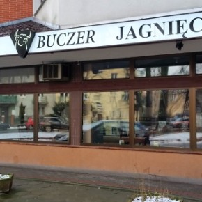 Buczer shop in Saska Kępa