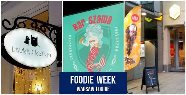 Foodie Week Kawka