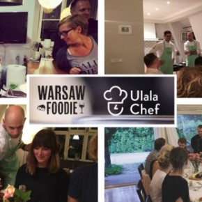 Carnival promotion of Ulala Chef & Warsaw Foodie