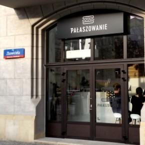 Pałaszowanie - Plac Zbawiciela