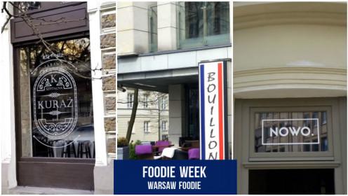 Foodie Week Kuraz