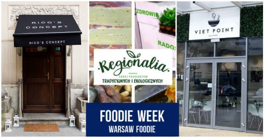 Foodie Week Ricos