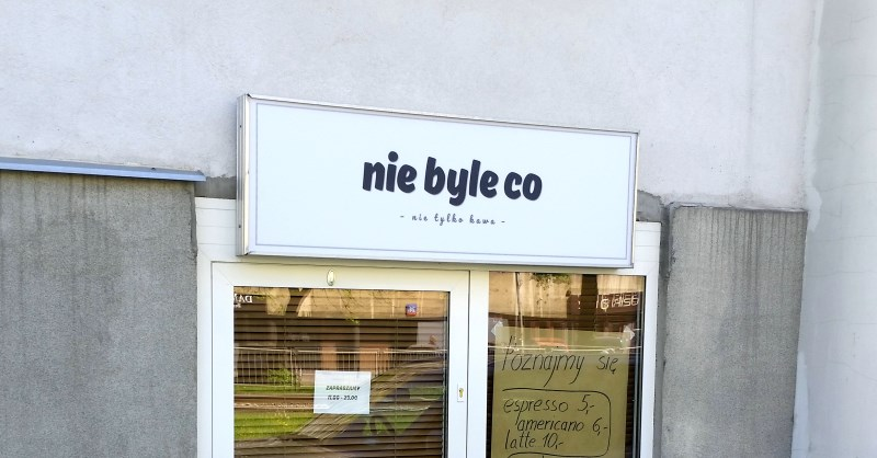 Nie byle co