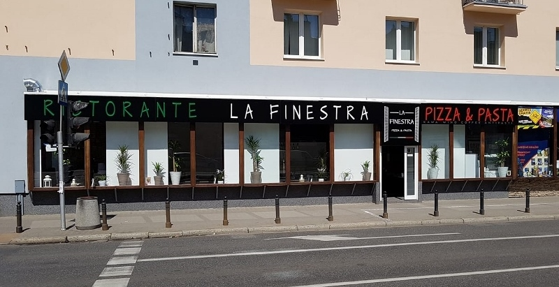La finestra new pizza and pasta in ochota warsaw foodie - La finestra biz ...