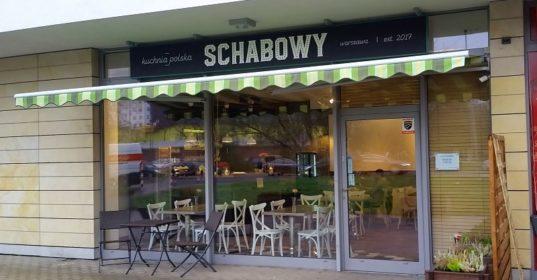 Schabowy restauracja Obrzeżna