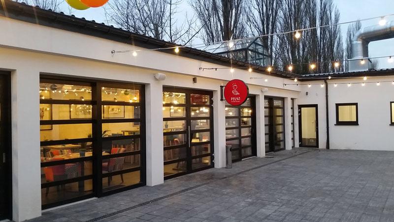 Polot restauracja Rydygiera