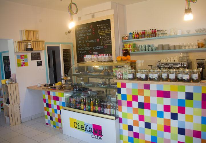 Ciekawa Cafe
