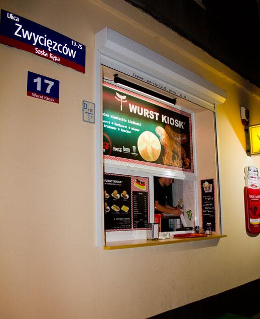 Wurst Kiosk